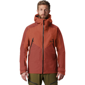 Mountain Hardwear Boundary Ridge Gore-Tex 3L Chaqueta Hombre, dark clay